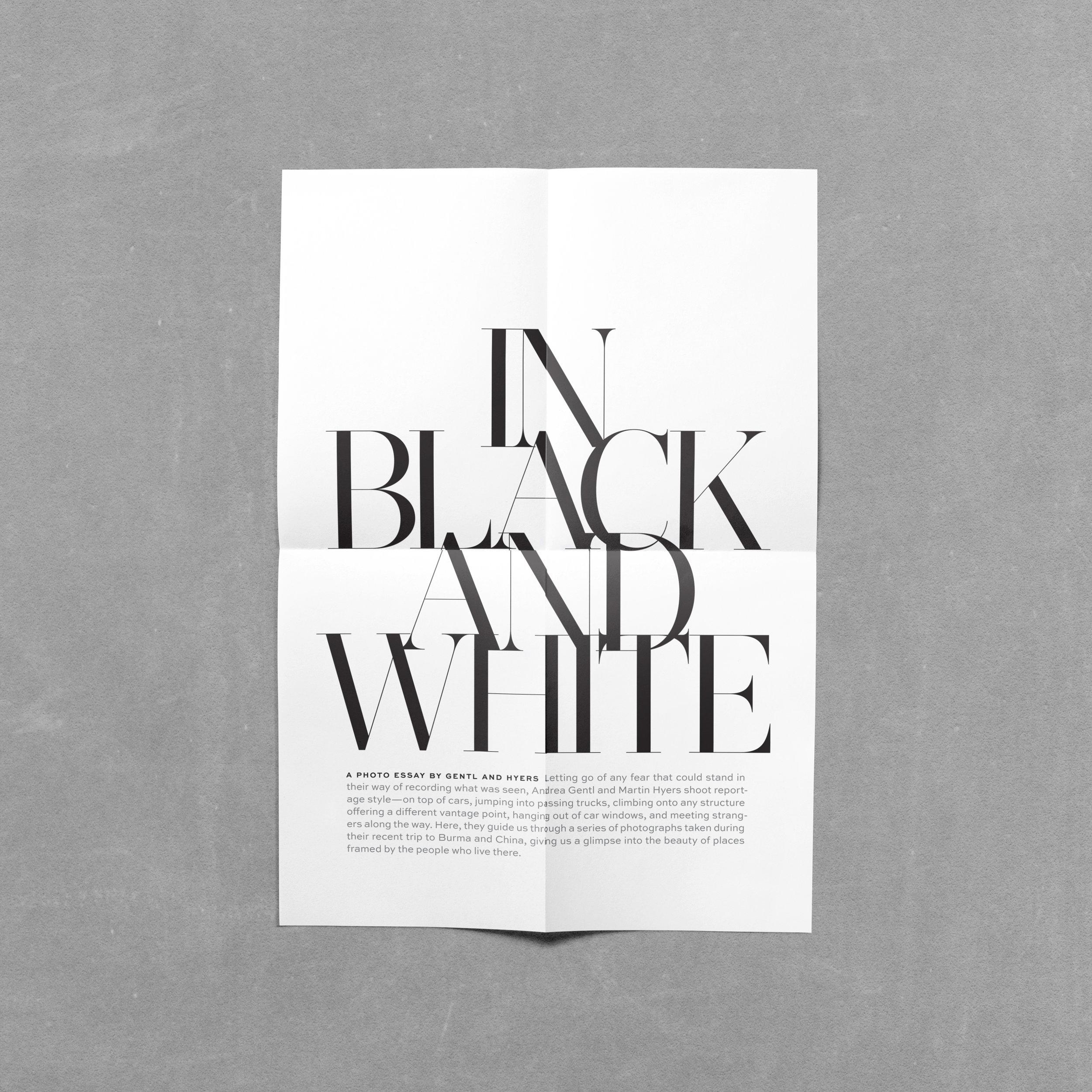 Peggy Wong Studio / editorial design for Wayfare Magazine