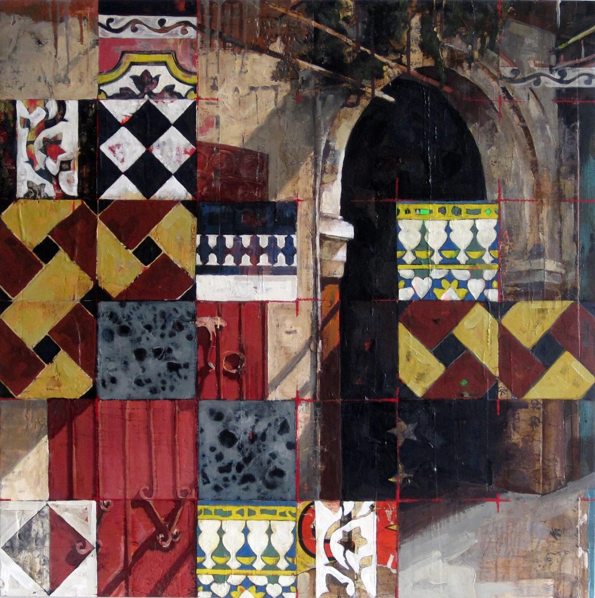 Bakers Tiles (Marrakech)
