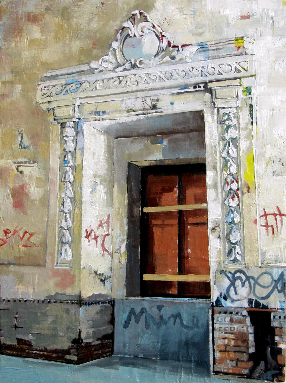 Station Doorway