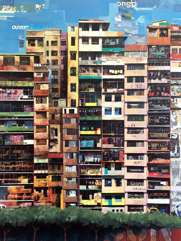 Concrete Jungle (Kowloon)
