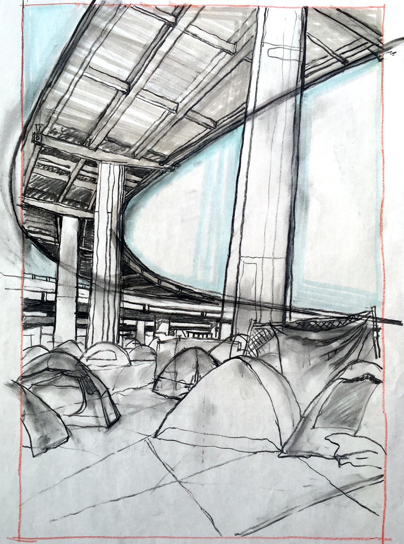 Division sketch