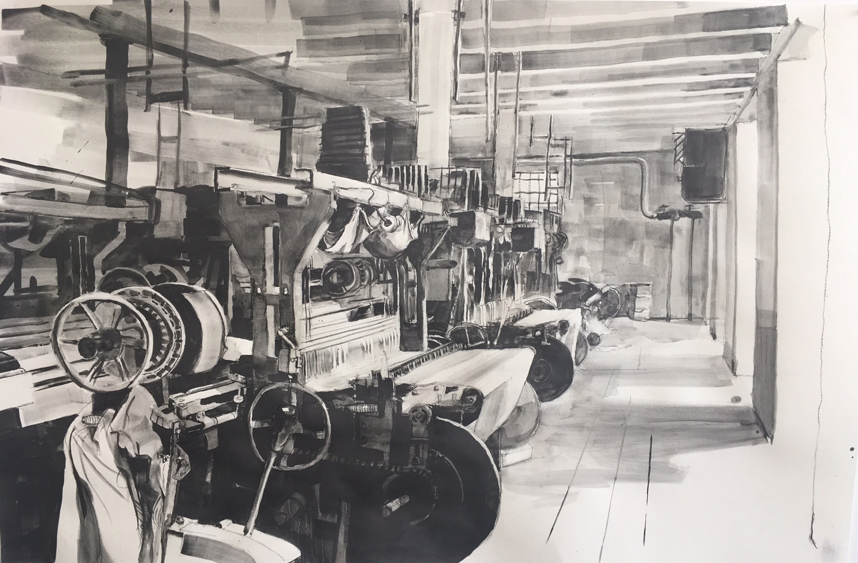Anderl Fabrik Looms