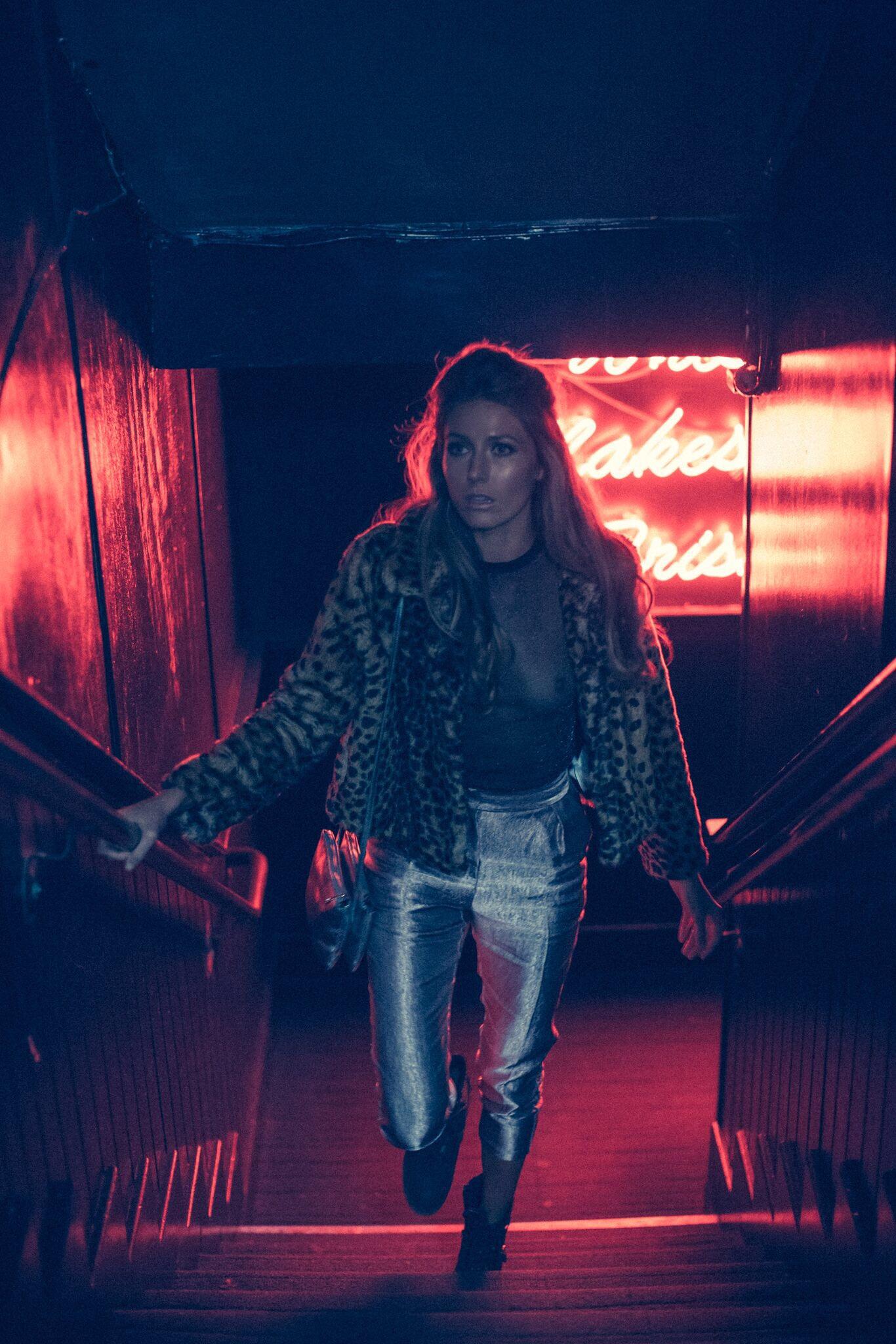 pants: topshop || jacket: zara