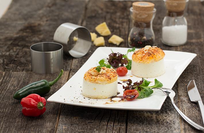 Cheese and Yoghurt Rings