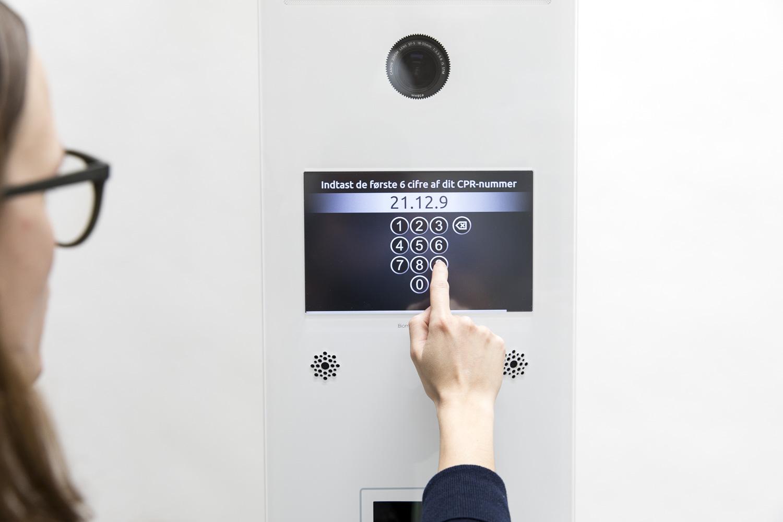 touch screen_biometric
