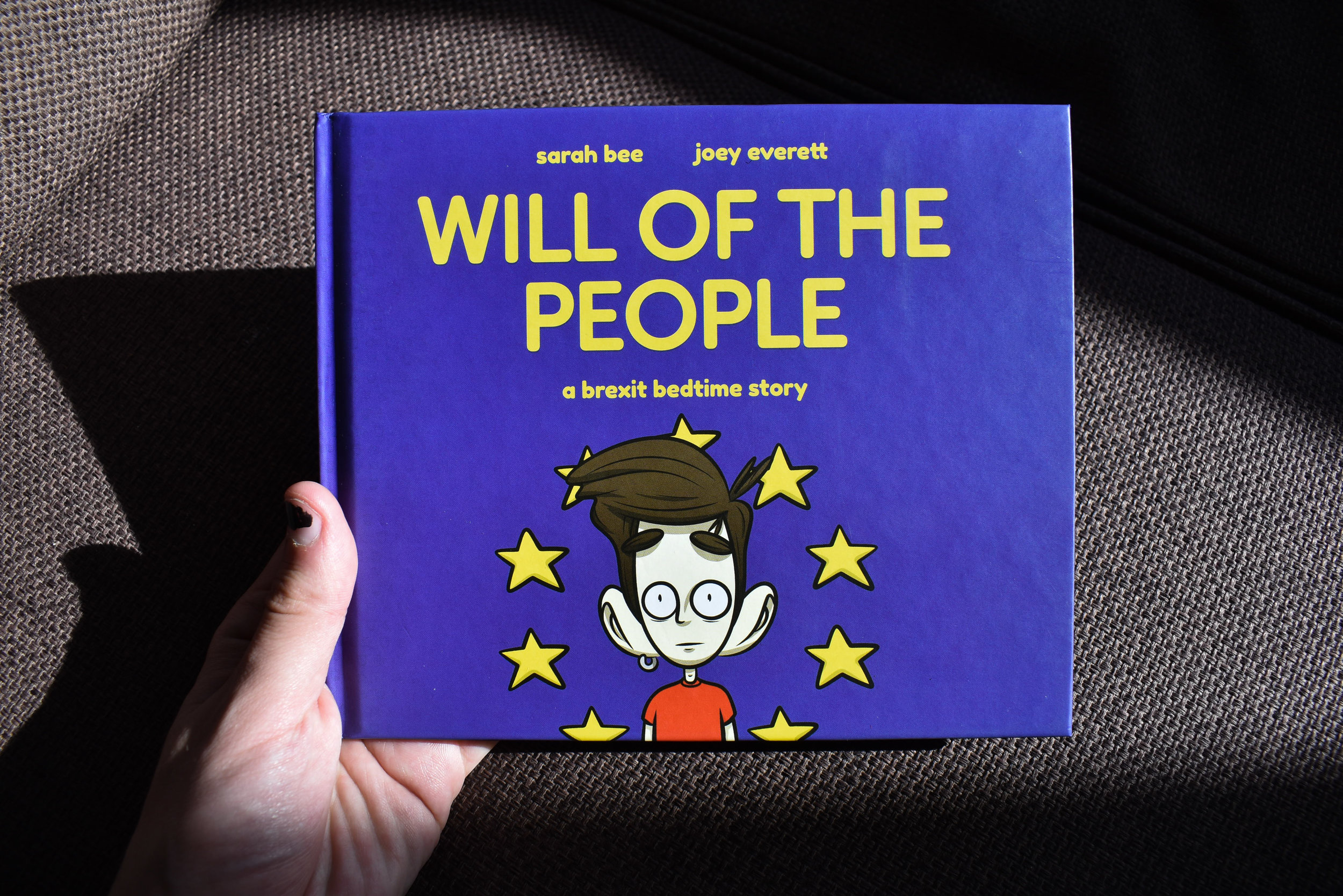 WILL OF THE PEOPLE - 04/2018