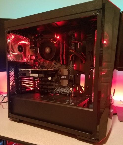 bolognabot base gaming computer