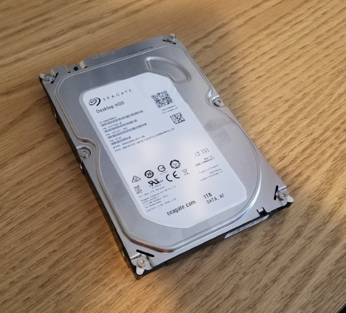 hdd for 1440p gaming computer
