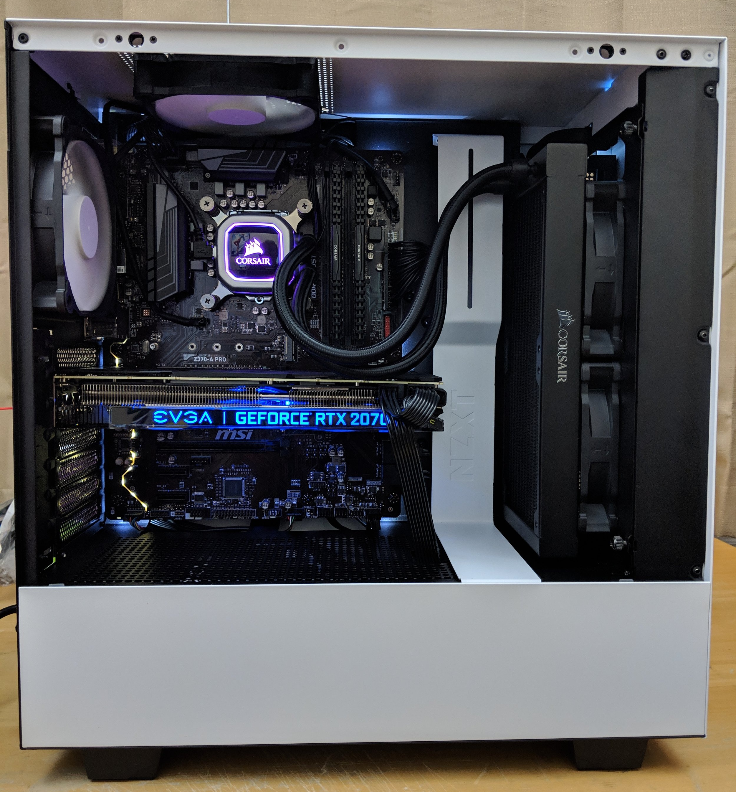 Pegasus 4K Gaming PC/Video Editing Workstation