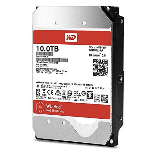 Western Digital Red 10TB HDD