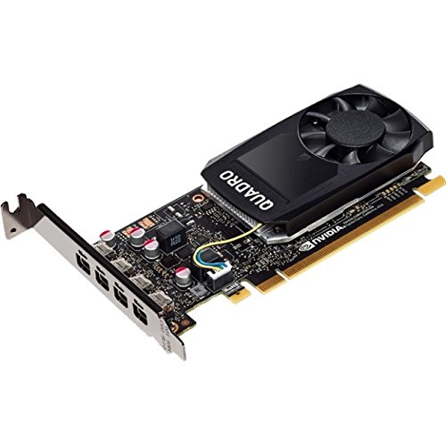 PNY Quadro P1000 4GB Video Card