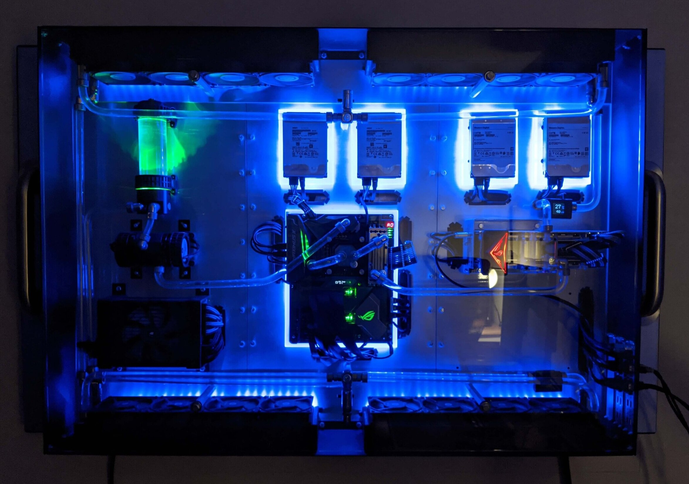 Industrial Strength Awesome V2 4k Gaming Pc Top Flight Computers