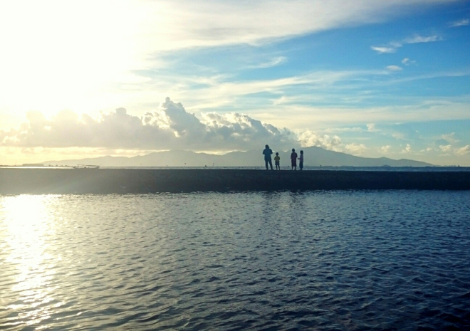 Perjalanan Menuju Pulau Tunda