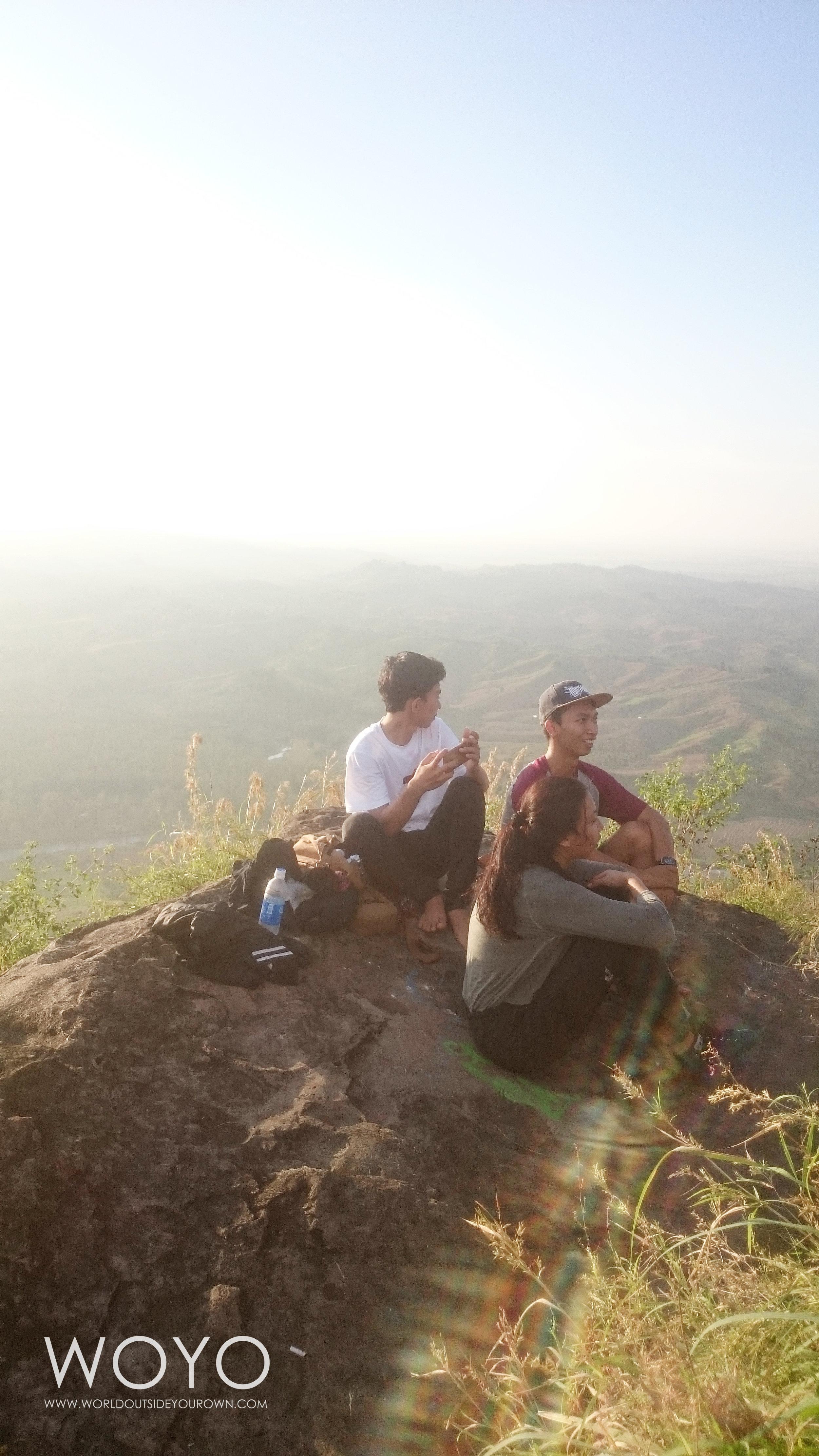 Puncak Gunung Gajah, Pemalang