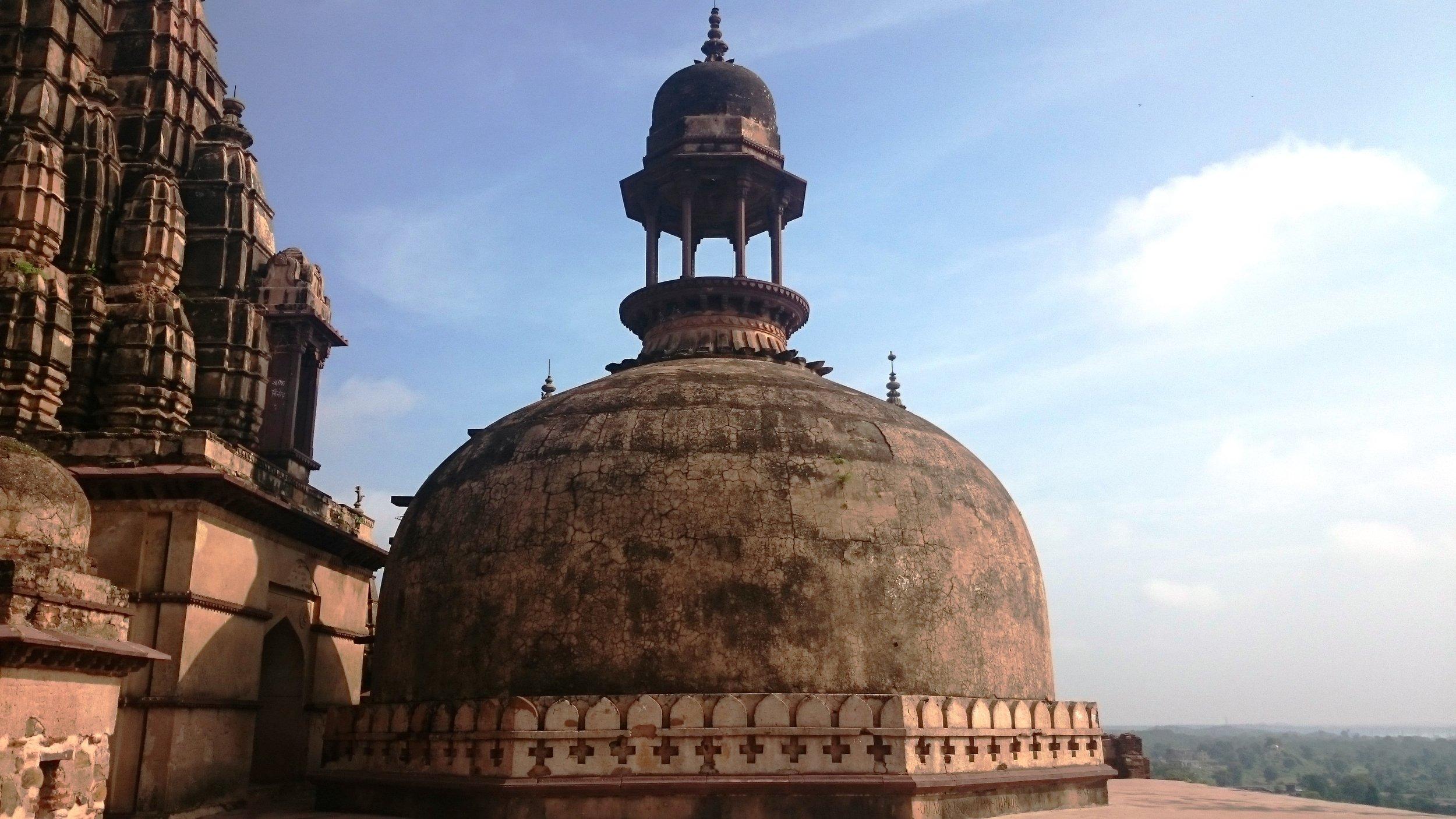 Kubah Chaturbhuj Mandir