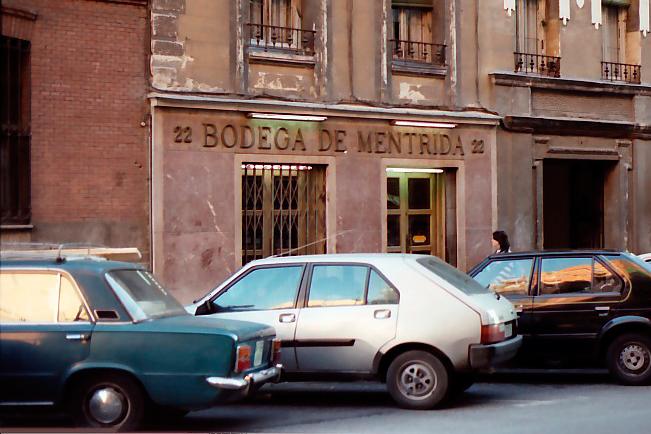 Bodega de Méntrida, desde 1929