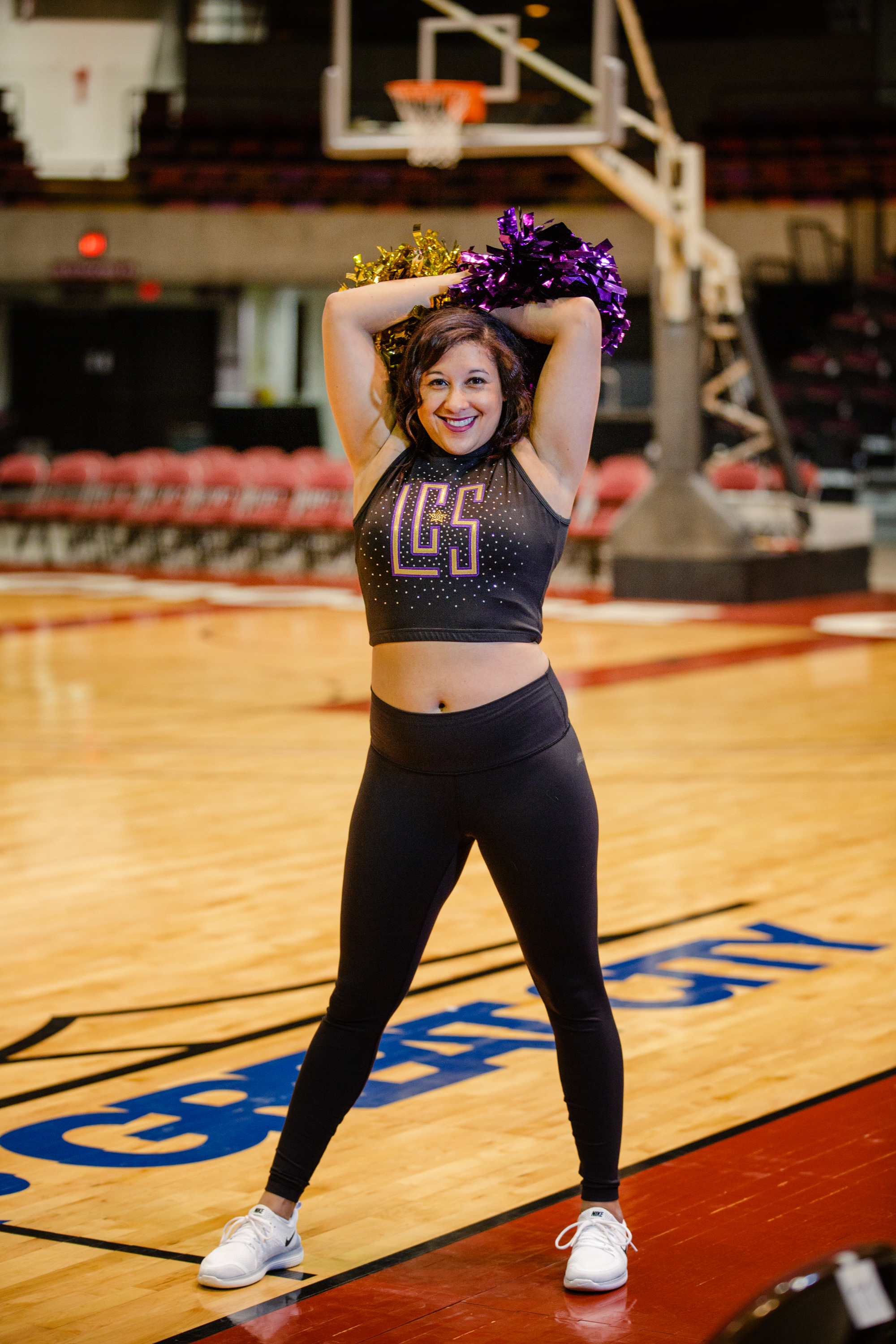 Ashley Cary - Washington, ILUniversity of Wisconsin-La CrosseStudio Dancer since age 3 (jazz, tap, hip hop, and ballet), High School Dance Team, UWL Cheer, dancer for Spartans and Rough Rider's