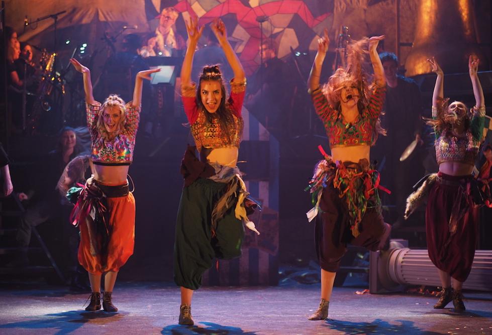 NOTRE DAME (NEW MUSICAL) Alexandra Theatre, Chichester (2018)