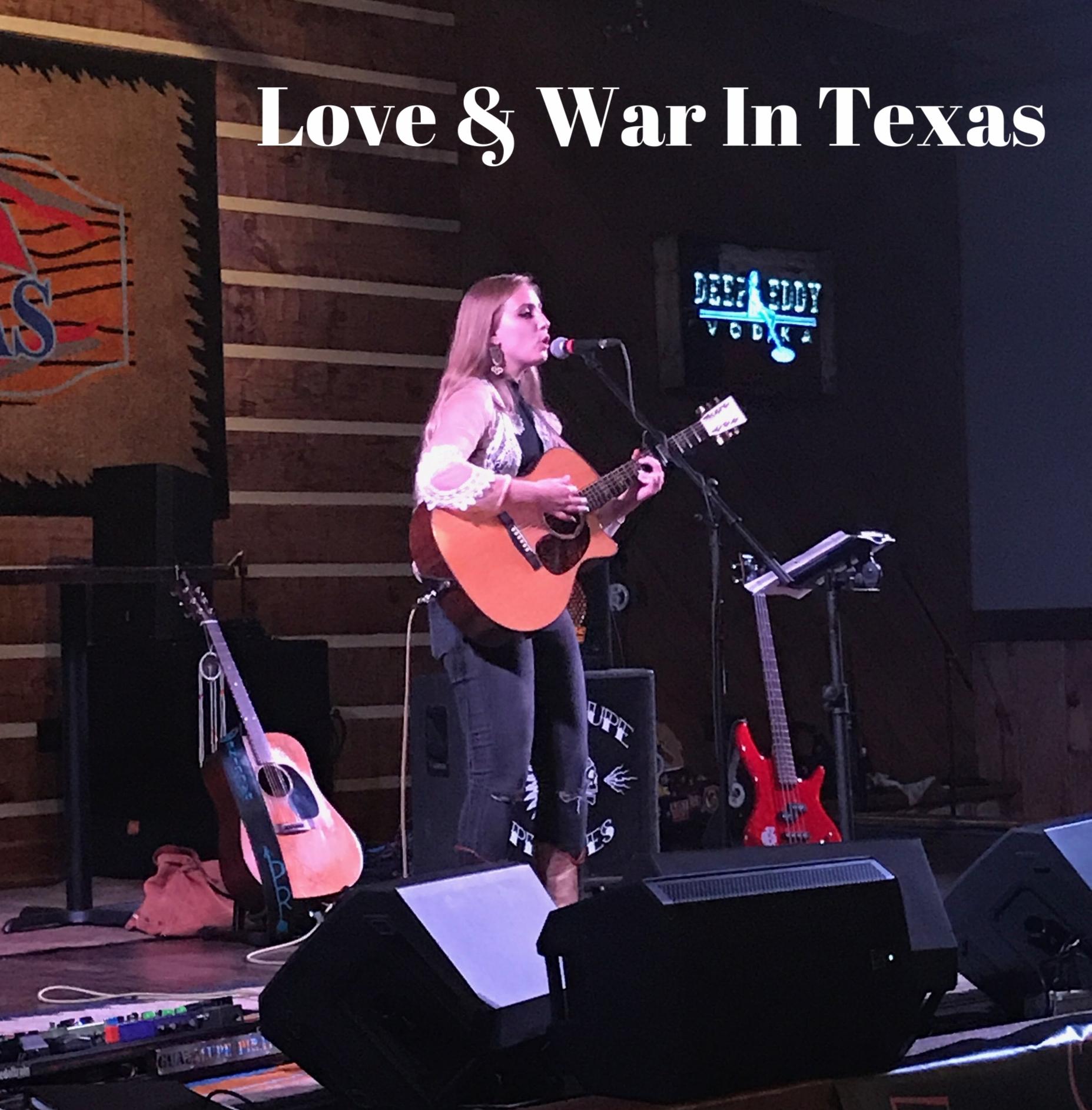 Love & war in Texas.JPG