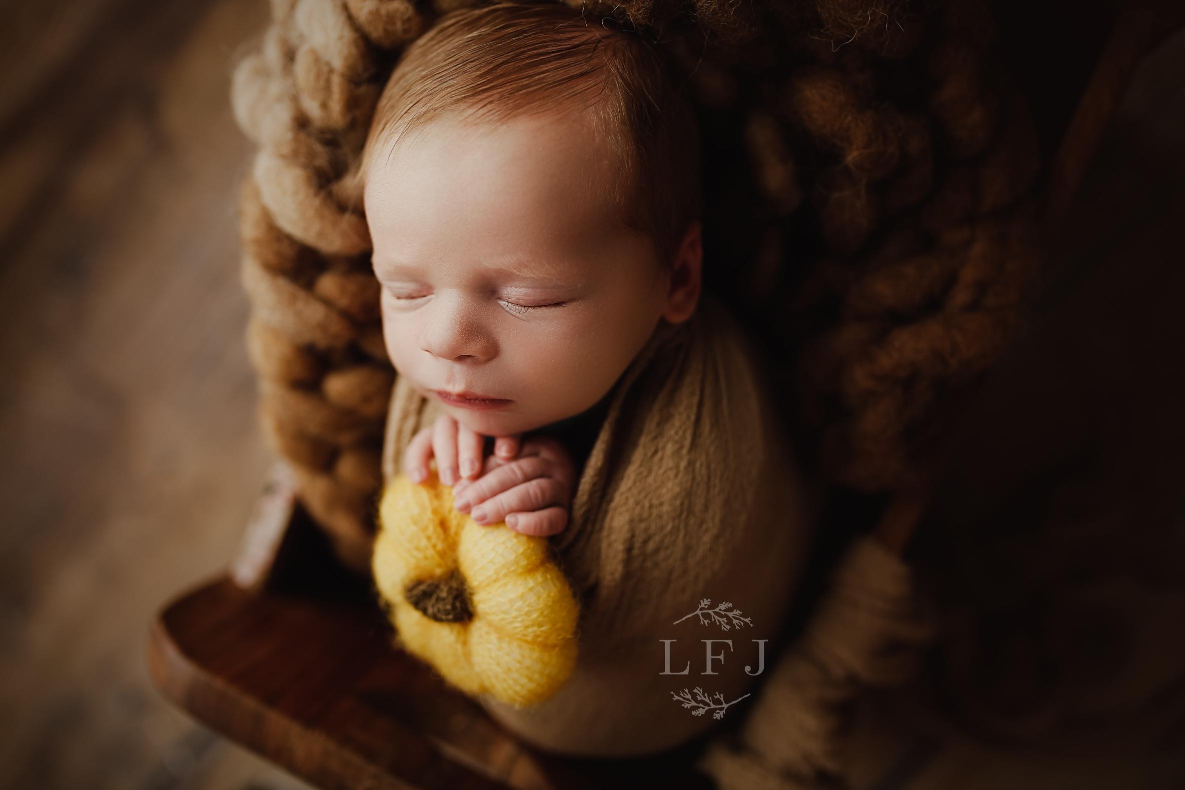 Lincoln-Park-NJ-Newborn-photographer-baby-boy-Fall