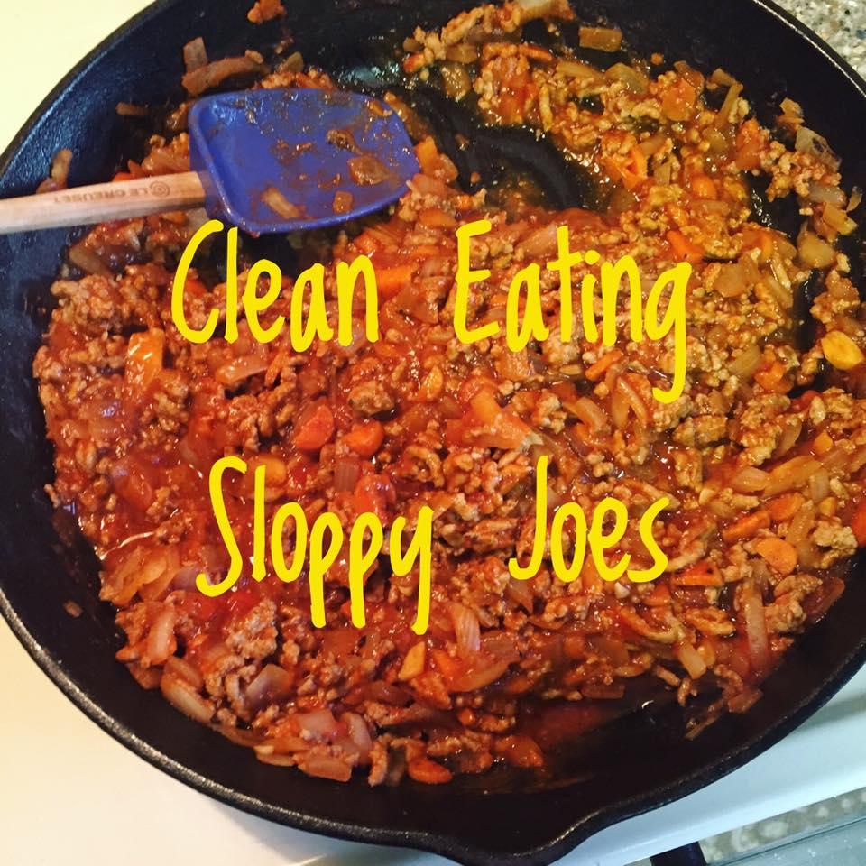 CleanEatingSloppyJoes