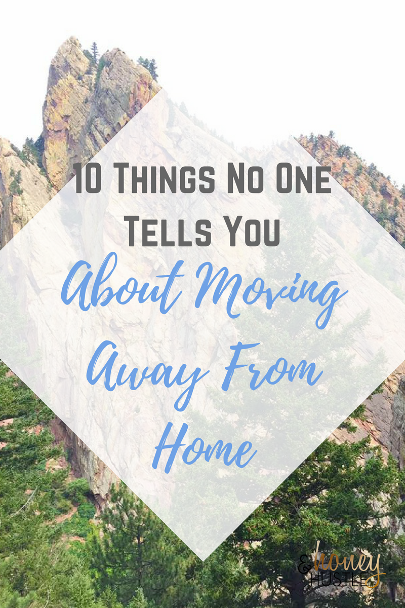 What No One Tells You About Moving Away