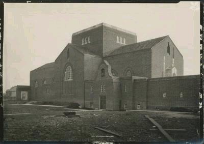 From Lorenzo Drive, 1932