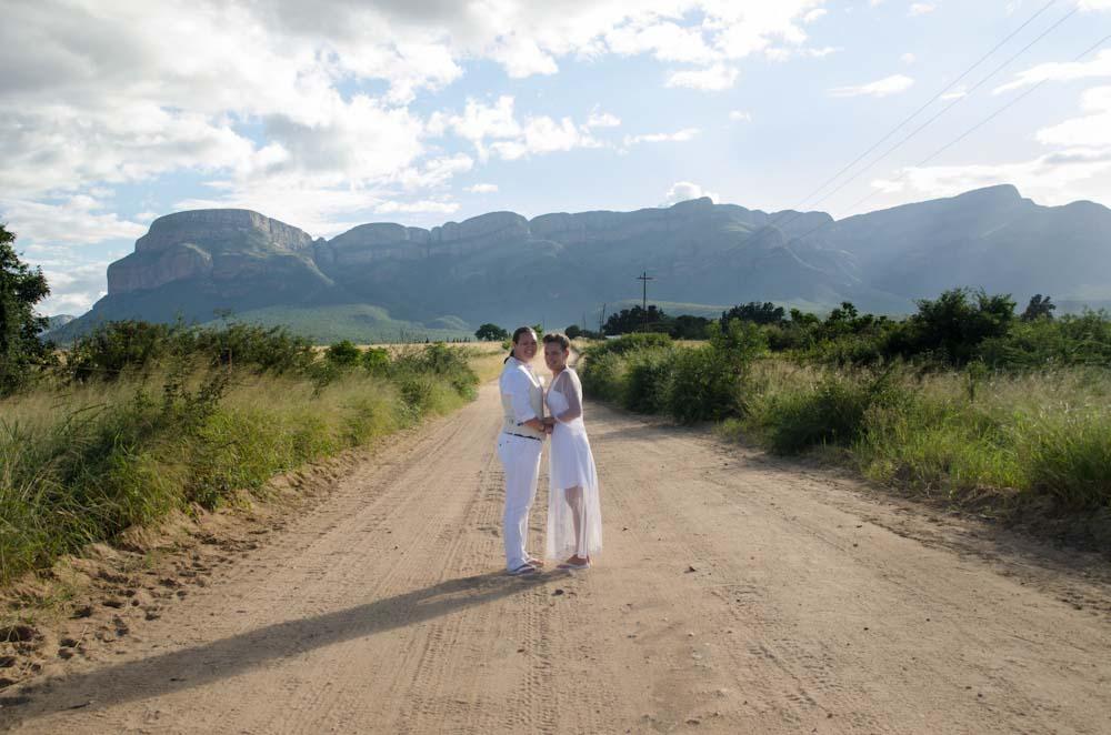 Amy & brenda - south africa