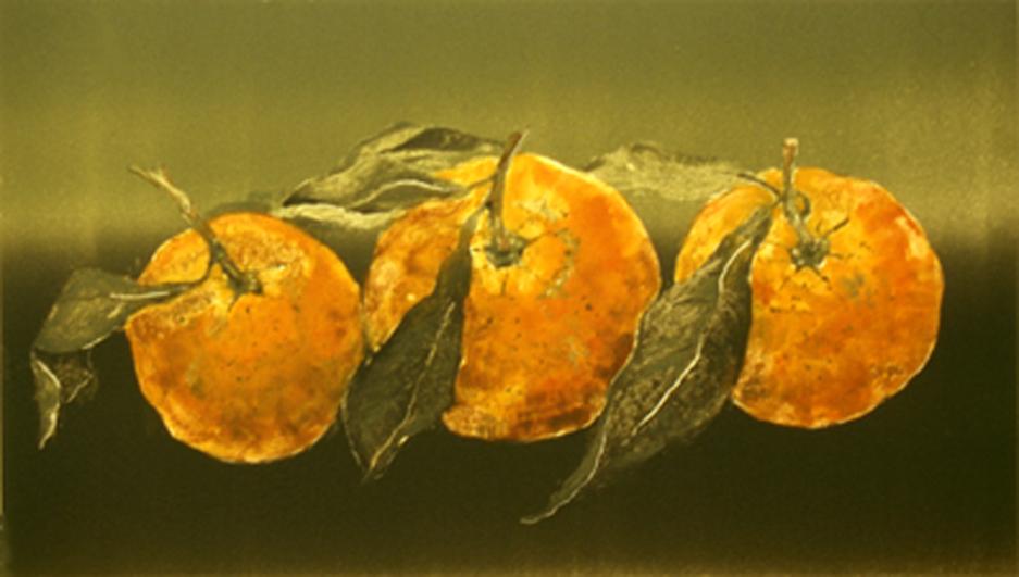 Agean Oranges Trio