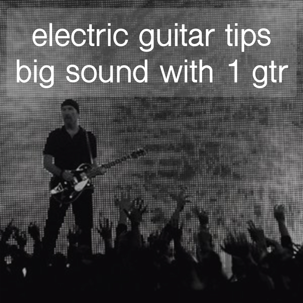 Electric Guitar Advice