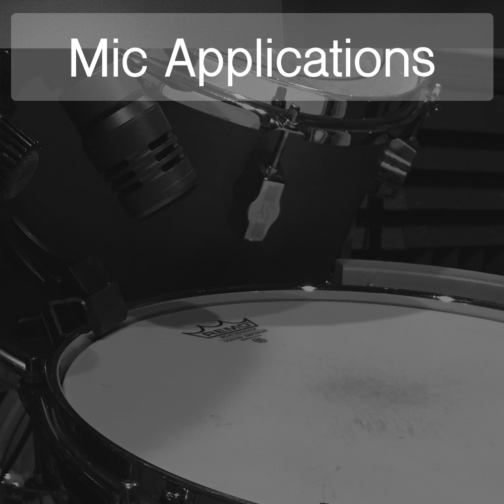 Microphone Applications