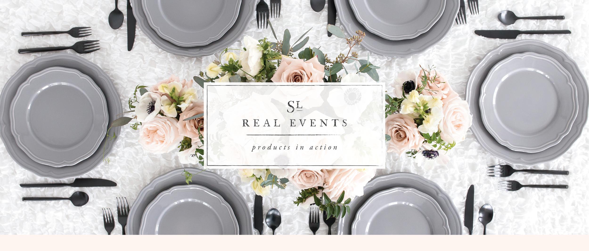 Elegant Weddings | Soiree Linen | Northern Colorado