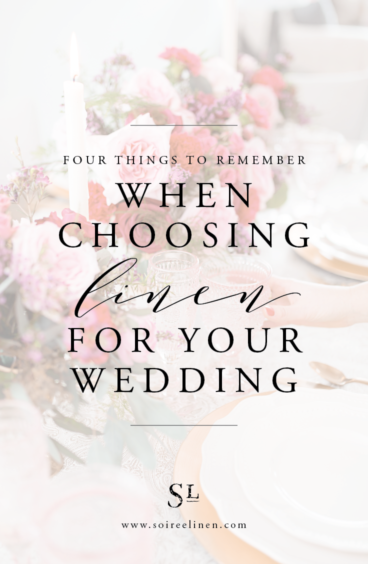 linens-for-your-wedding