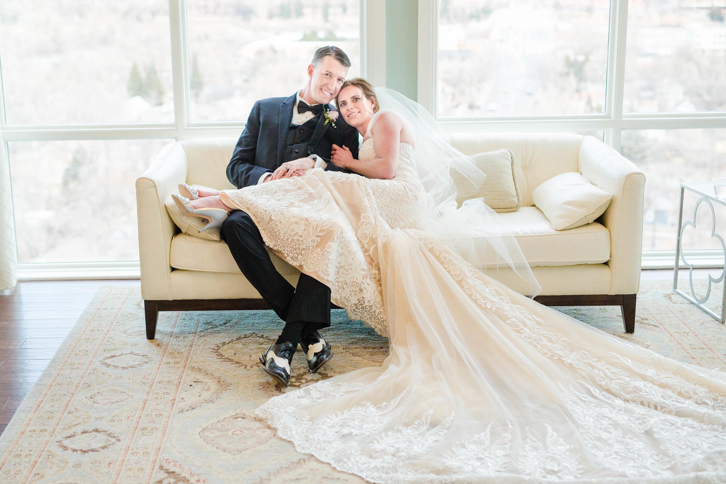 Casavant Wedding