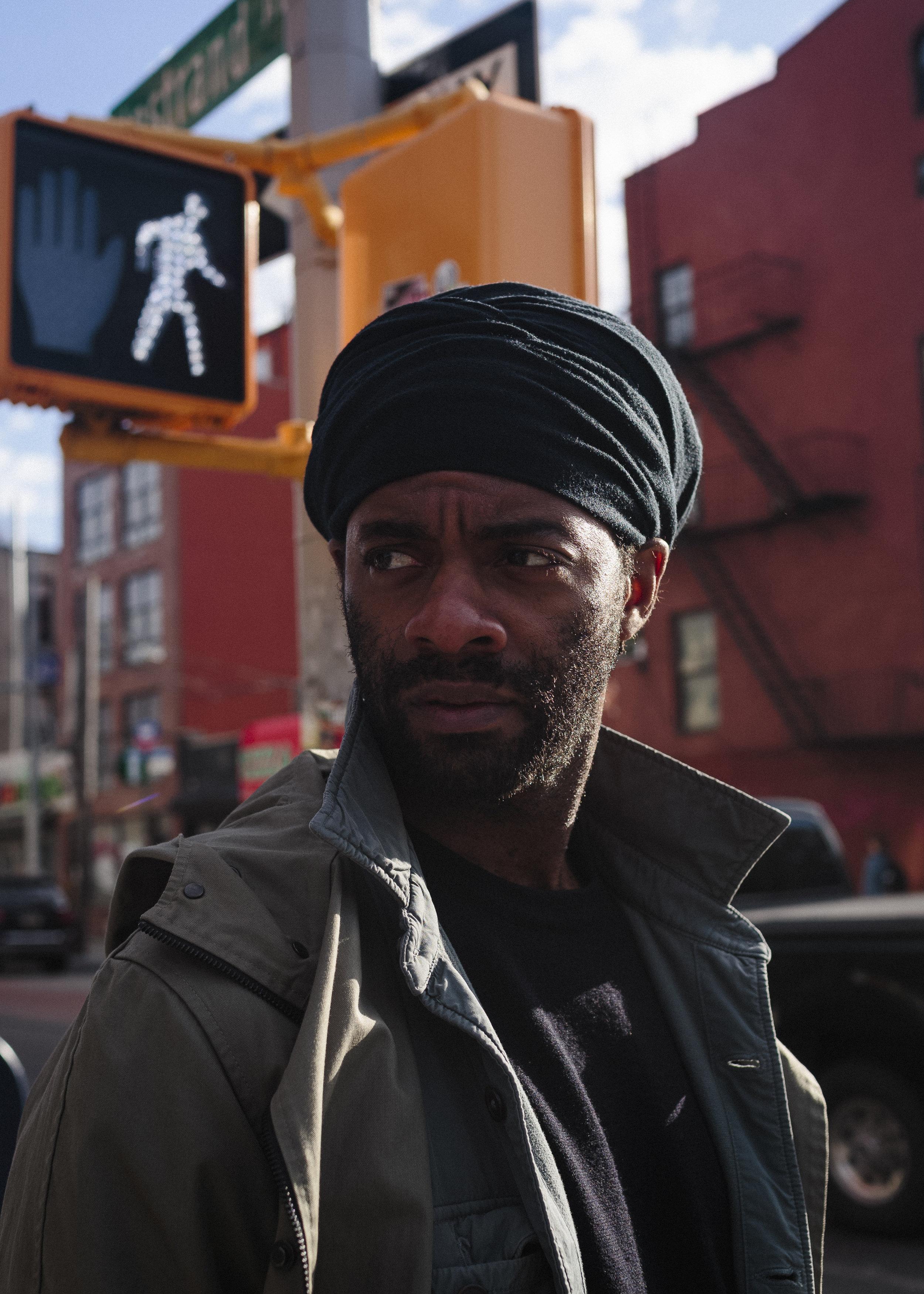 LaMont Hamilton  Brooklyn, 2018