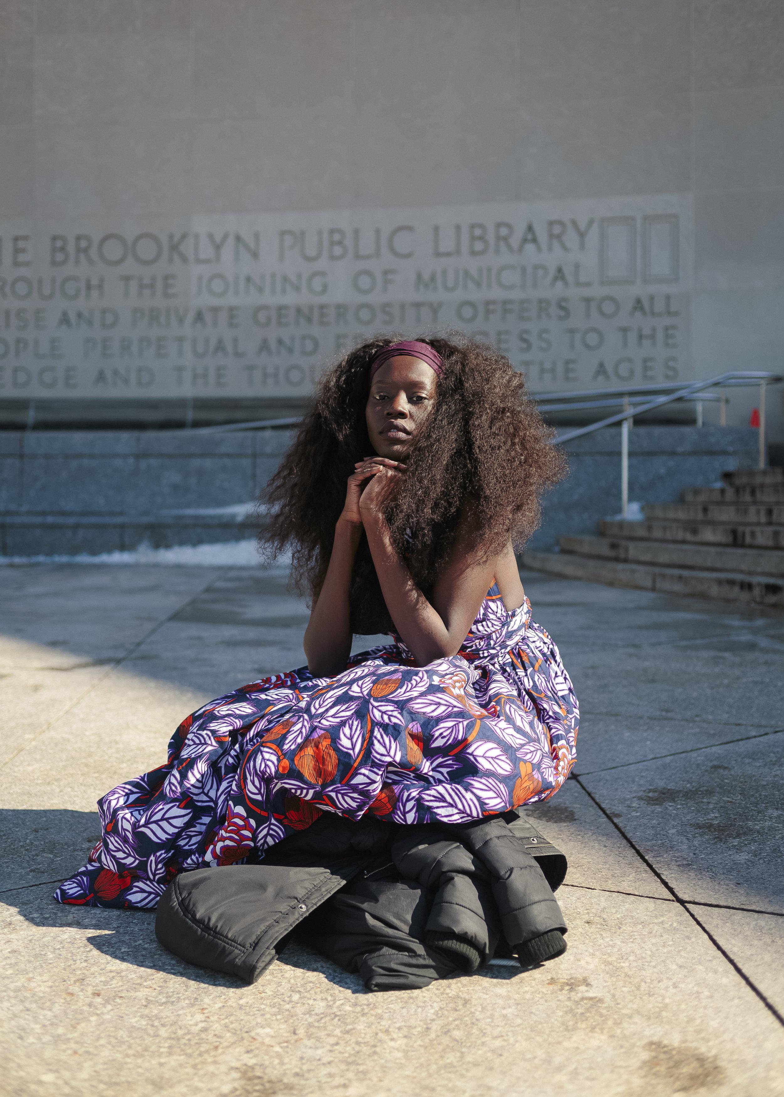 Grace Lul  Brooklyn, 2018