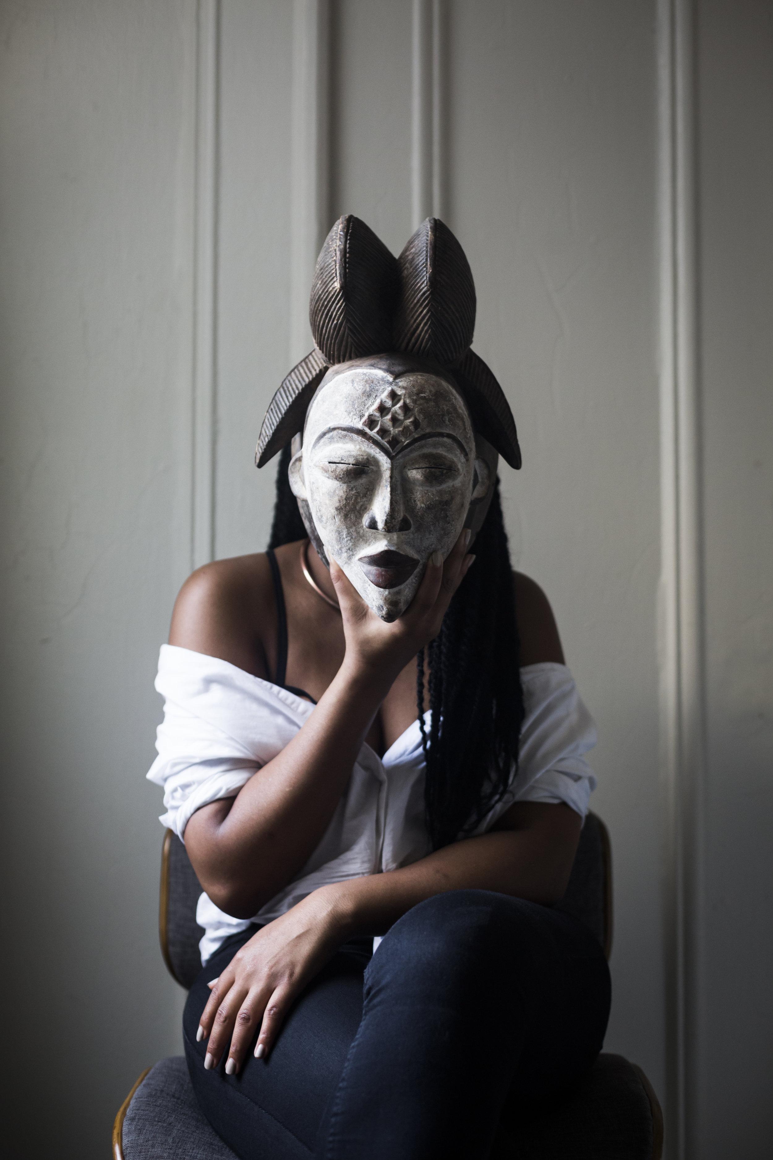 The Poet, Harlem   2018