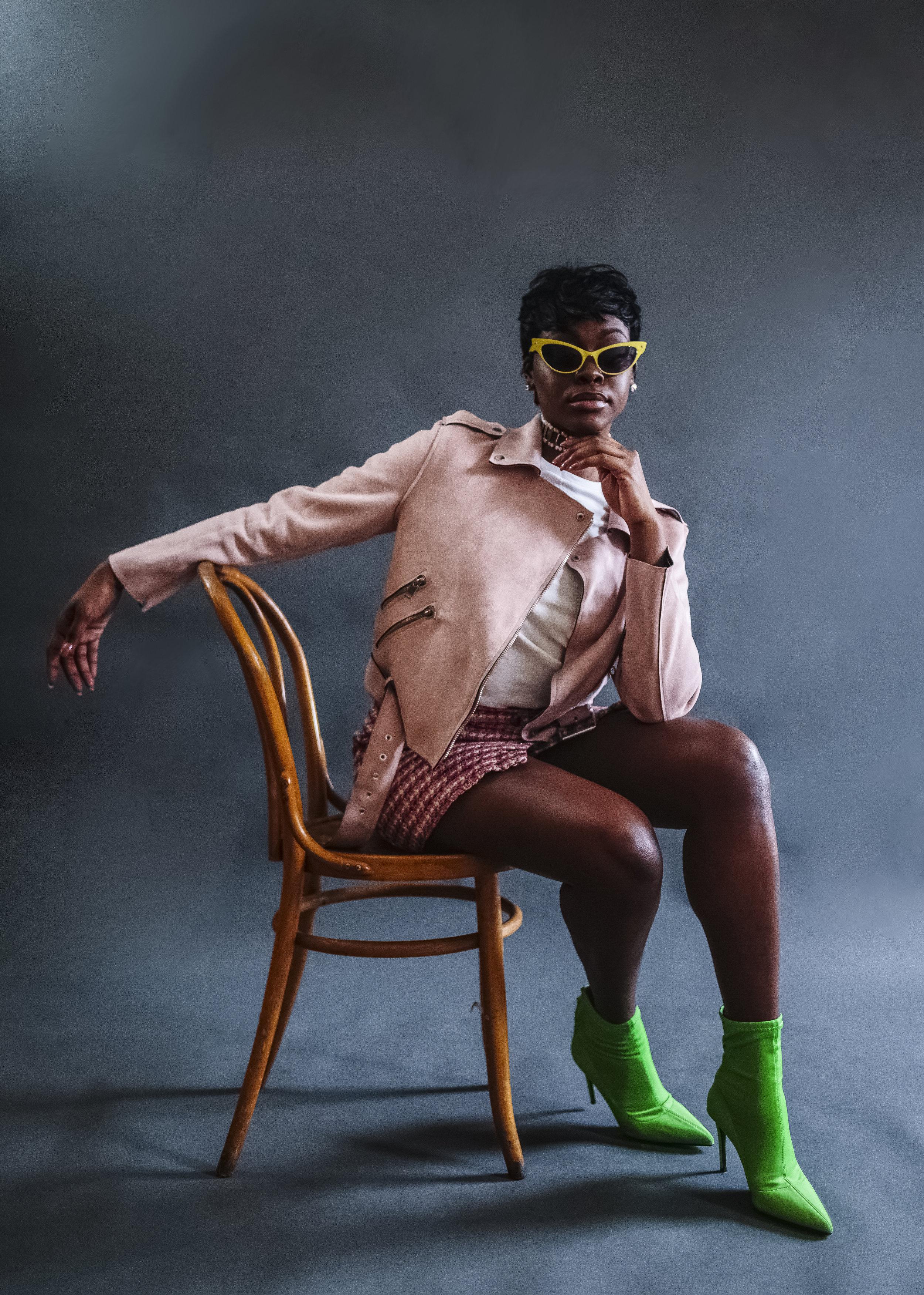 styled by Kenya Sherron