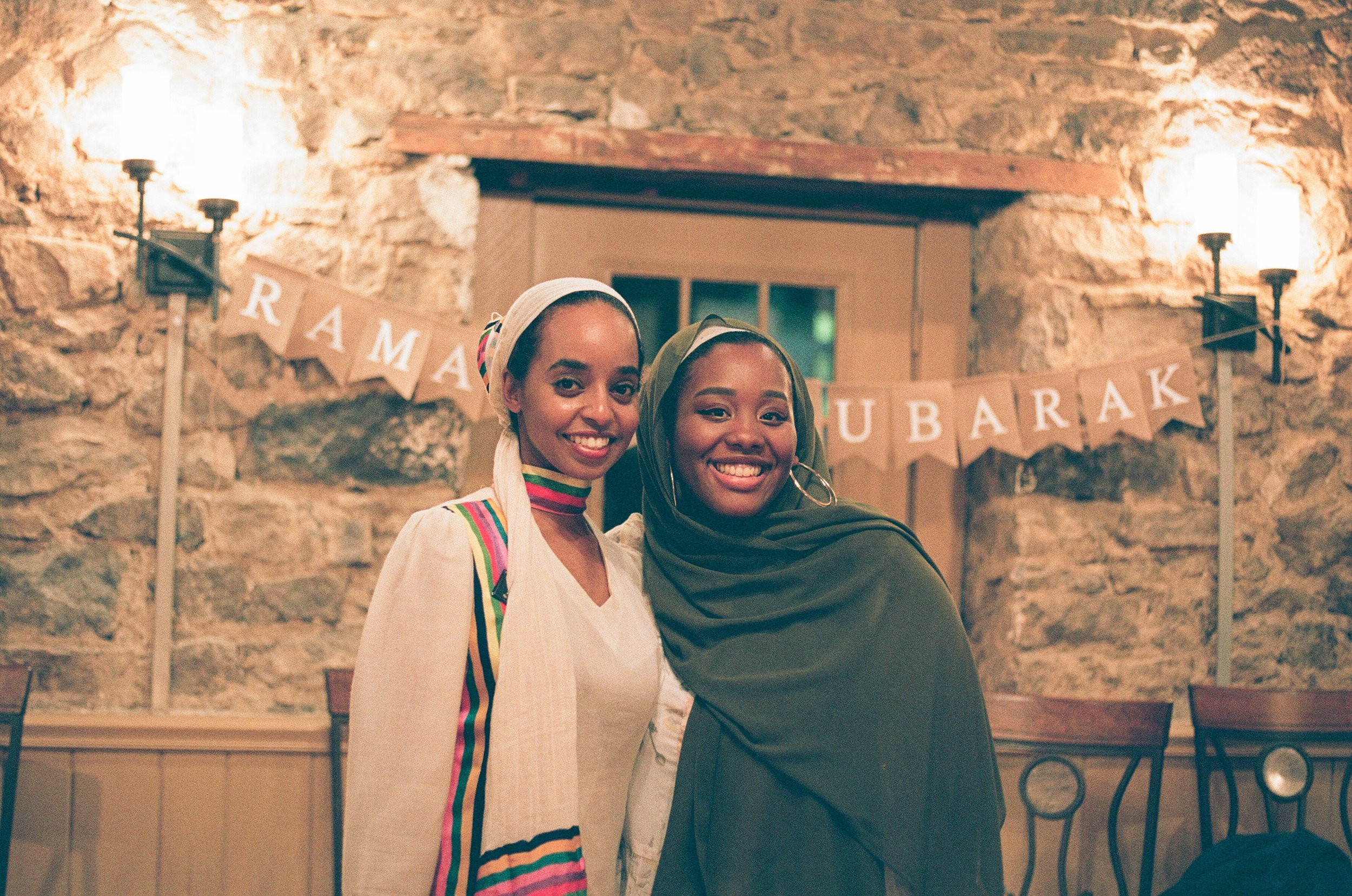 Samira and Sadiyah Bashir