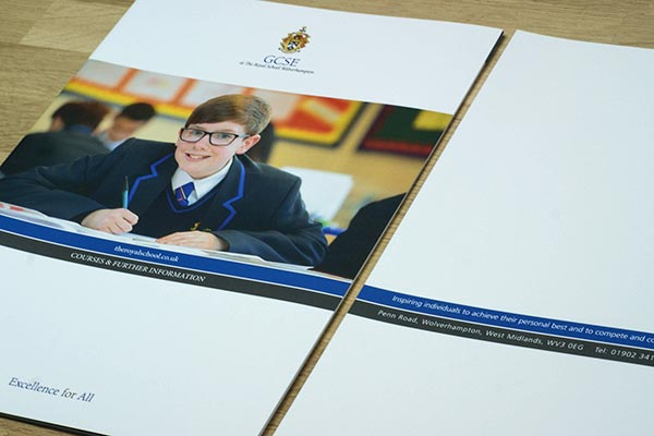 Secondary School Prospectuses