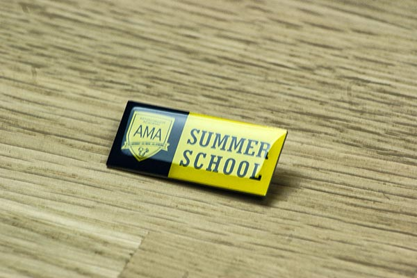 Printed School Badges