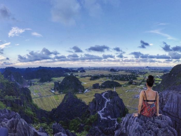 Ninh Binh, Vietnam. Shot on GoPro Hero 4.