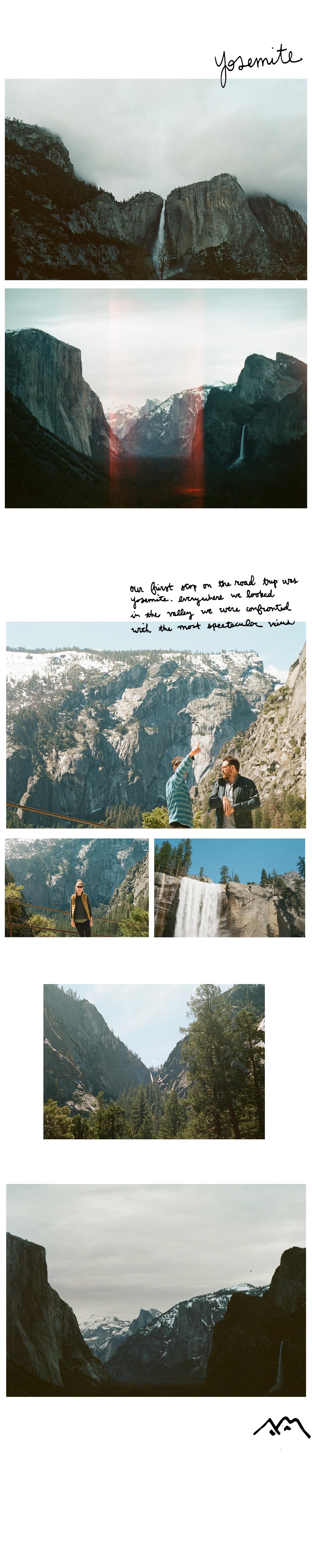 Yosemite- Rachael Alexandra Photography