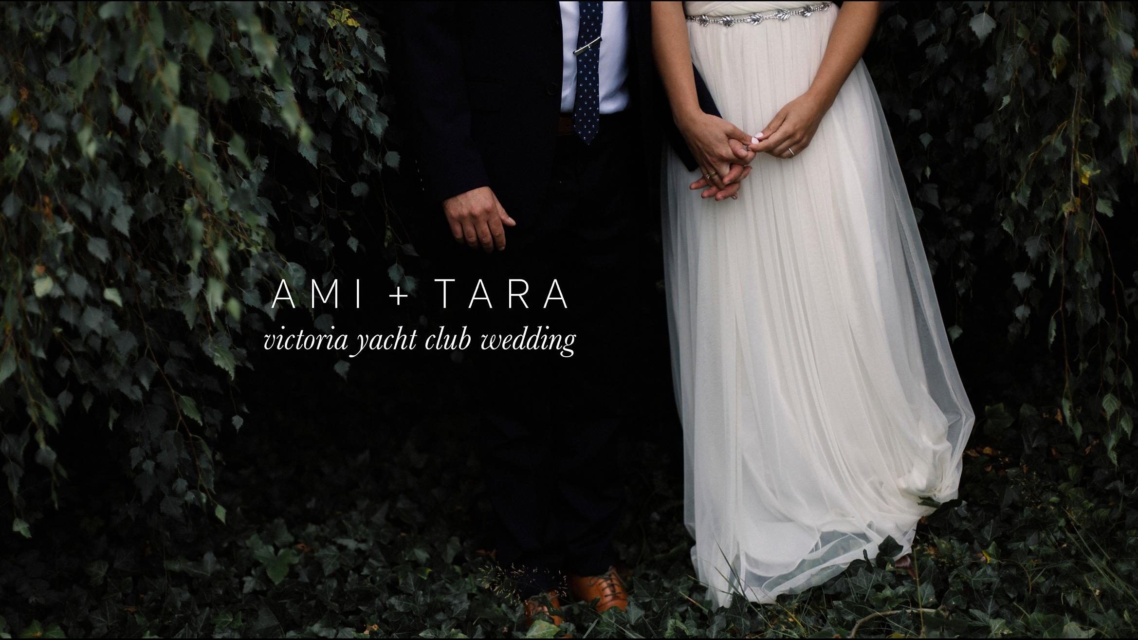Victoria Yacht Club Wedding - Rachael Alexandra.co - Victoria BC Wedding Photographer
