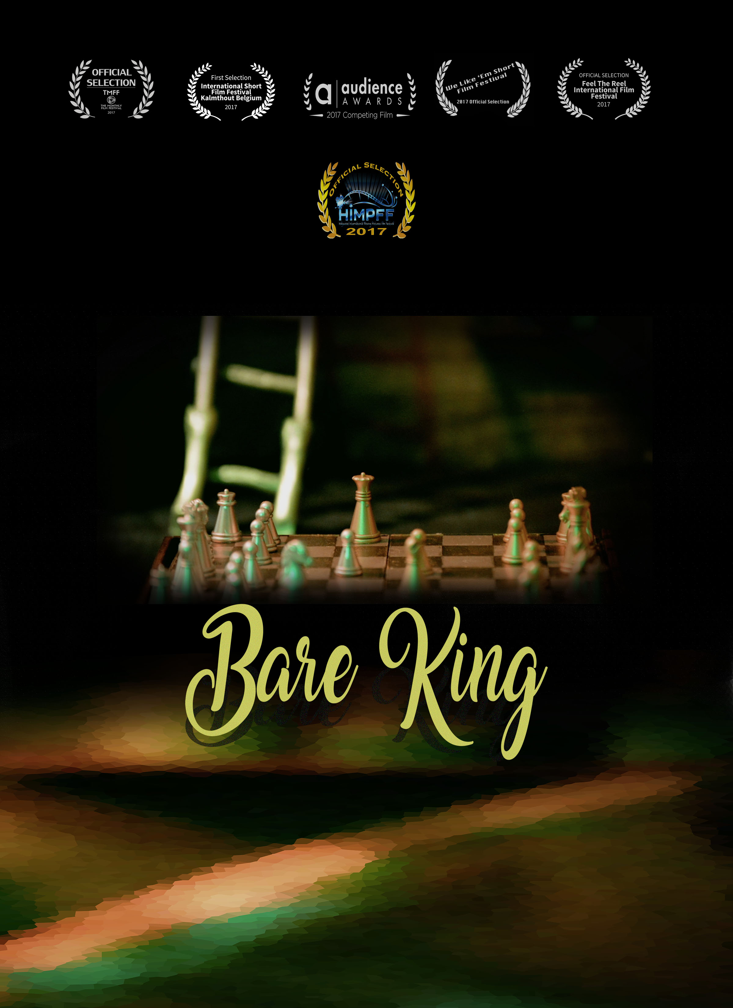 Bare King  - (2016)A mad scientist works on his greatest creation yet: a worthy chess opponent.