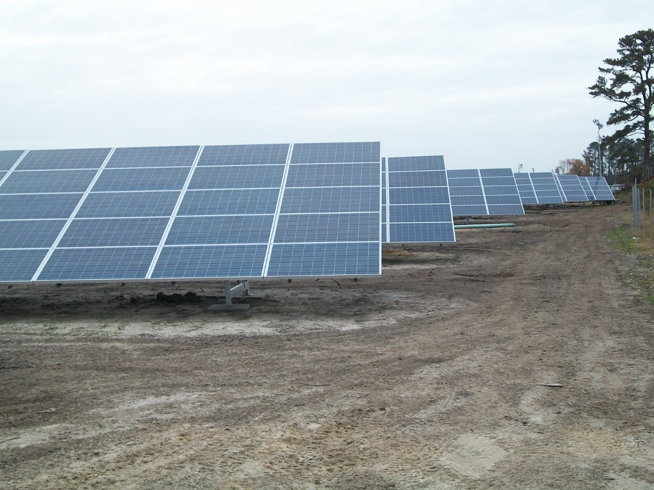 Eastern North Carolina Solar Projects