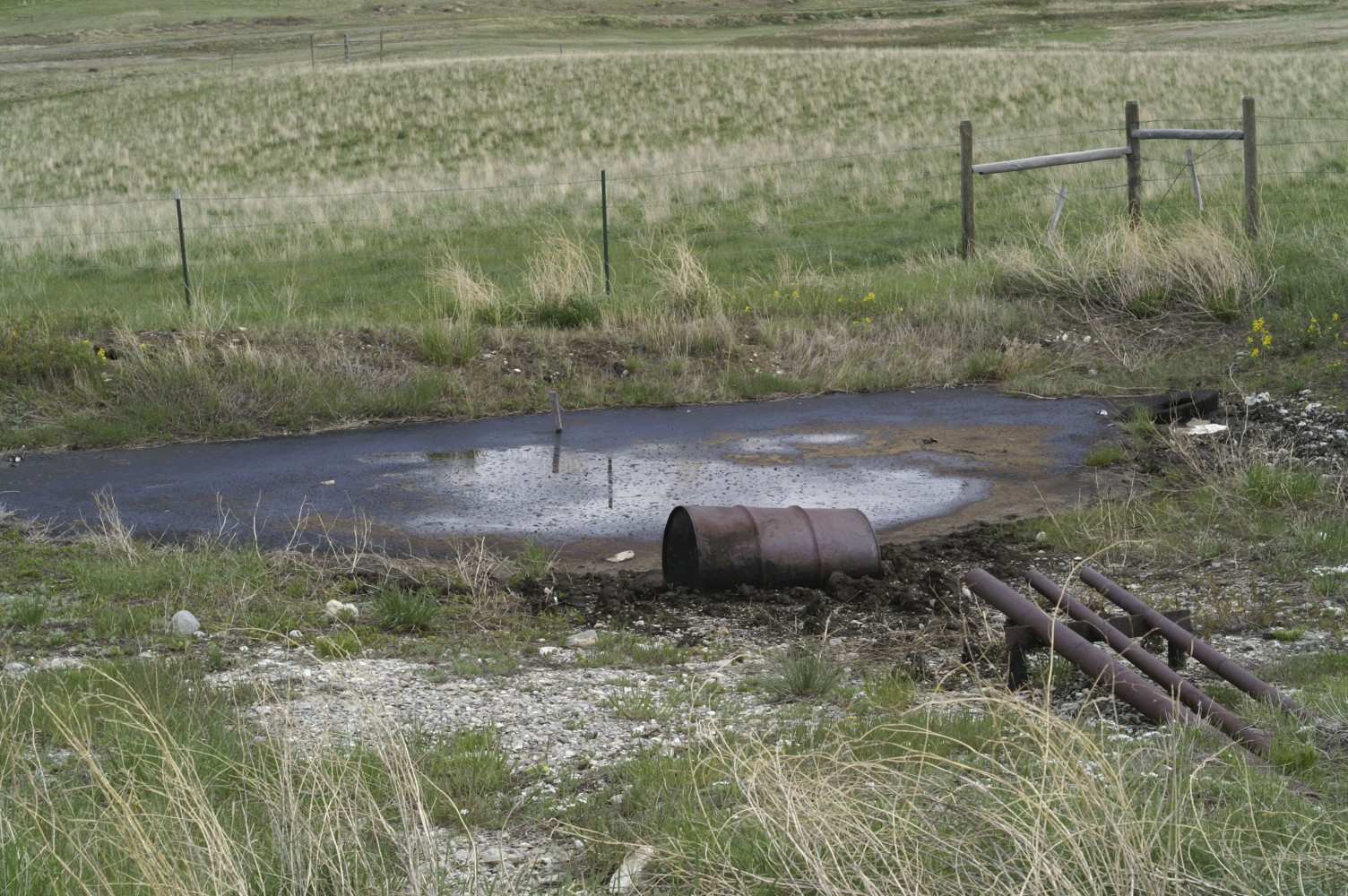 Blackleaf Gas Wellhead Sites - Soil Remediation