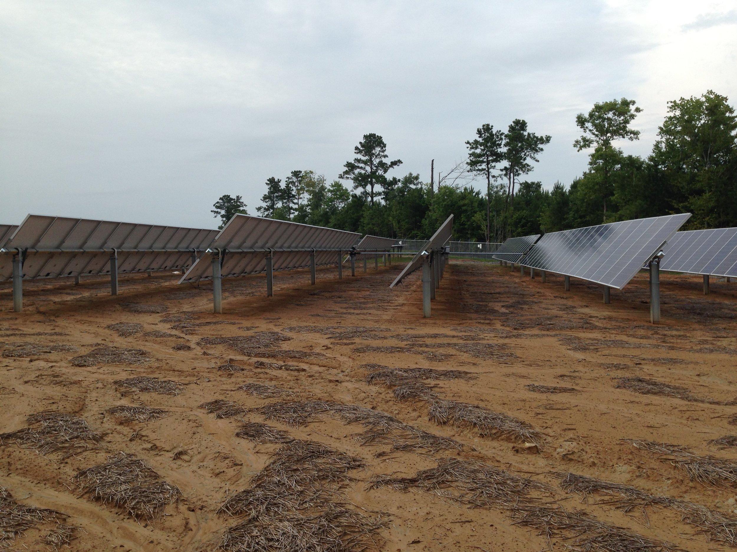 Eastern North Carolina Solar Project