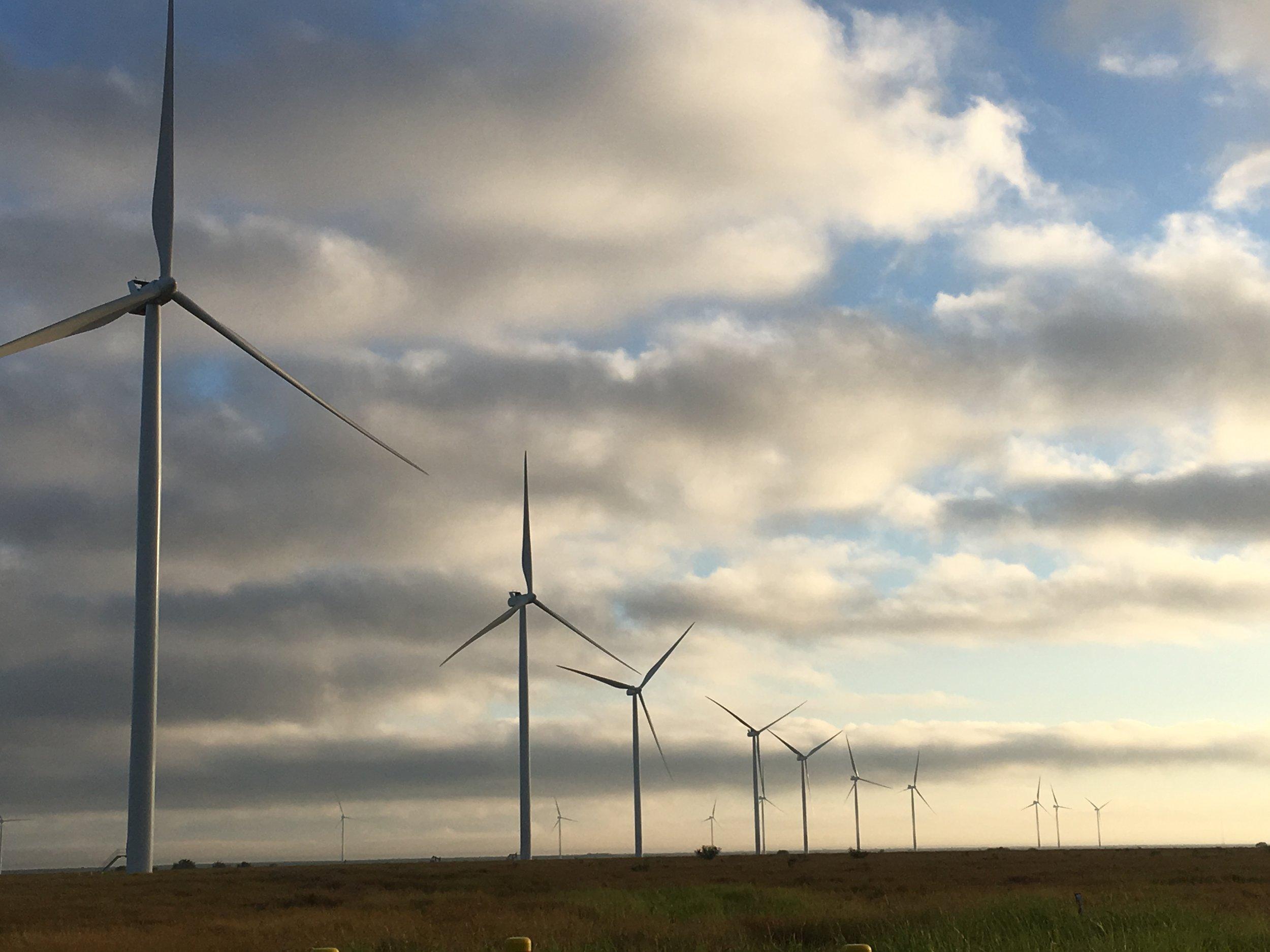 Los Vientos I - II Wind Projects