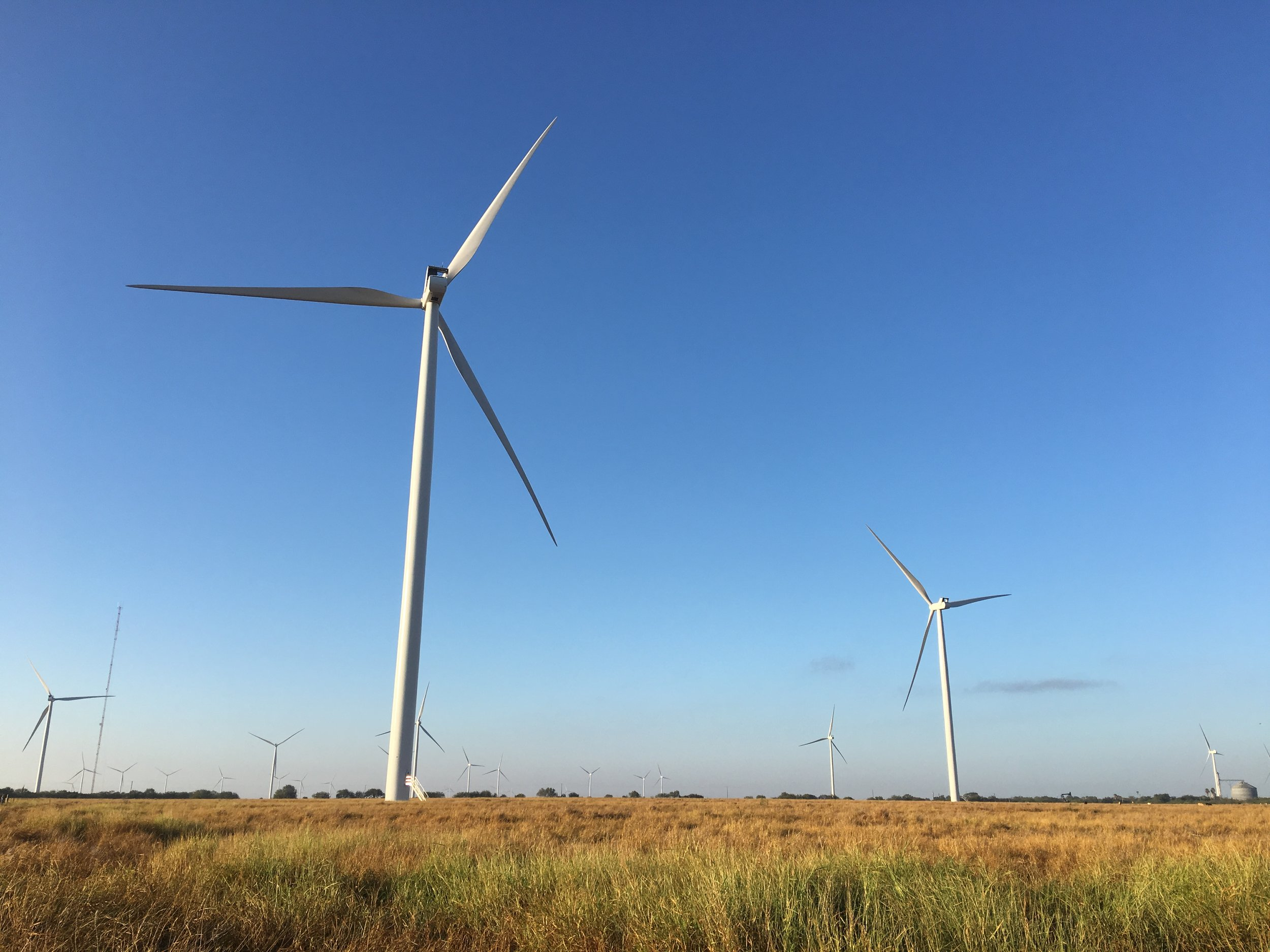 Los Vientos I And Ii Wind Projects Energy Renewal Partners